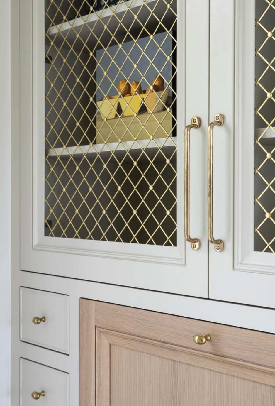 Trend To Try Wire Mesh Cabinets Greystone Statement Interiors Interior Design Blog Armoire Bureau Idees Pour La Maison Maison