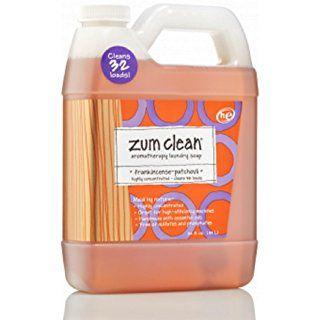Indigo Wild Zum Clean Laundry Soap Frankincense