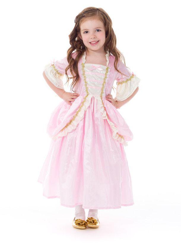 Pink Parisian Princess Costume Princess costumes and Princess - princess halloween costume ideas