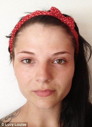 Not Wearing Makeup Is Not Courageous Bare Faced Selfies Criticised Without Makeup No Makeup Selfies Bare Face