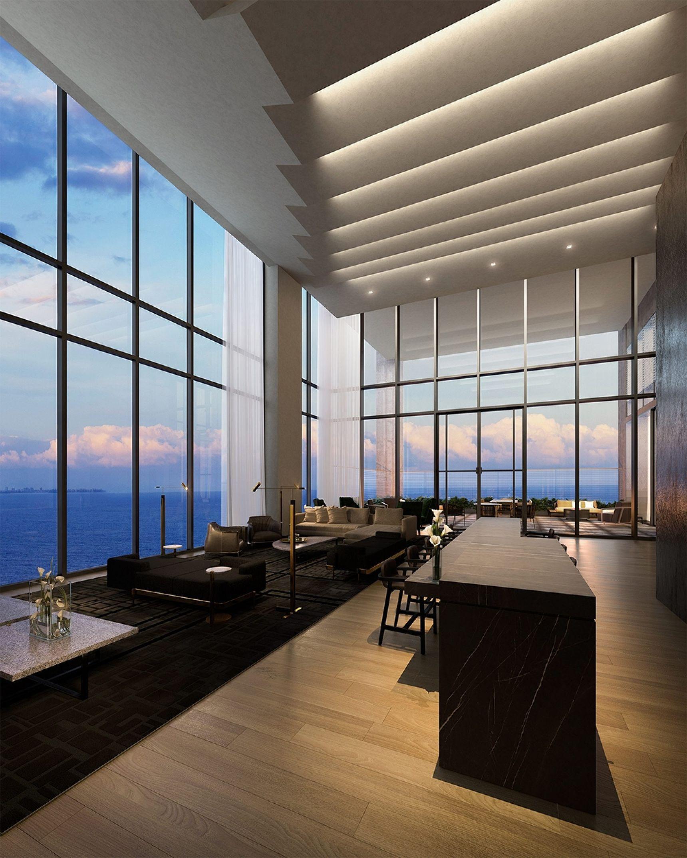 New renderings of NEMA Chicago, the city's tallest rental