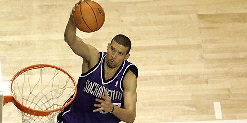 dominicano por dentro | ... el único jugador dominicano en la NBA. . NBAE/Getty Images