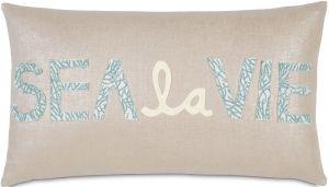 Blue Coral - Sea la Vie Pillow