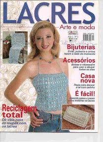 Revista Lacres Arte e Moda n02 -Roupas,bolsas,cintos - lino augusto - Picasa ウェブ アルバム