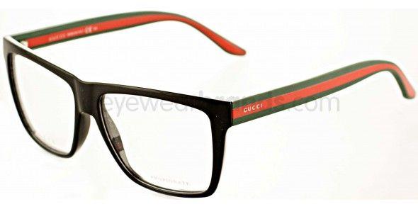 Gucci GG1008 51N Black Gucci Glasses : Free Prescription Lenses : Worldwide Delivery