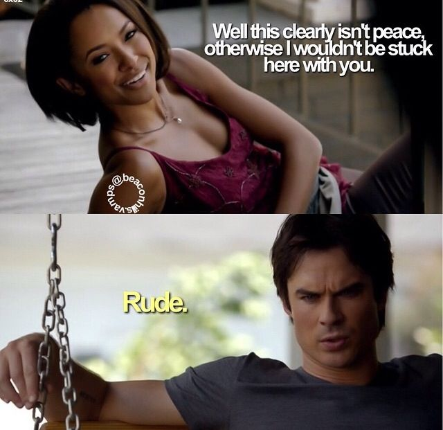 TVD 6x02. I think the song rude is appropriate here.....