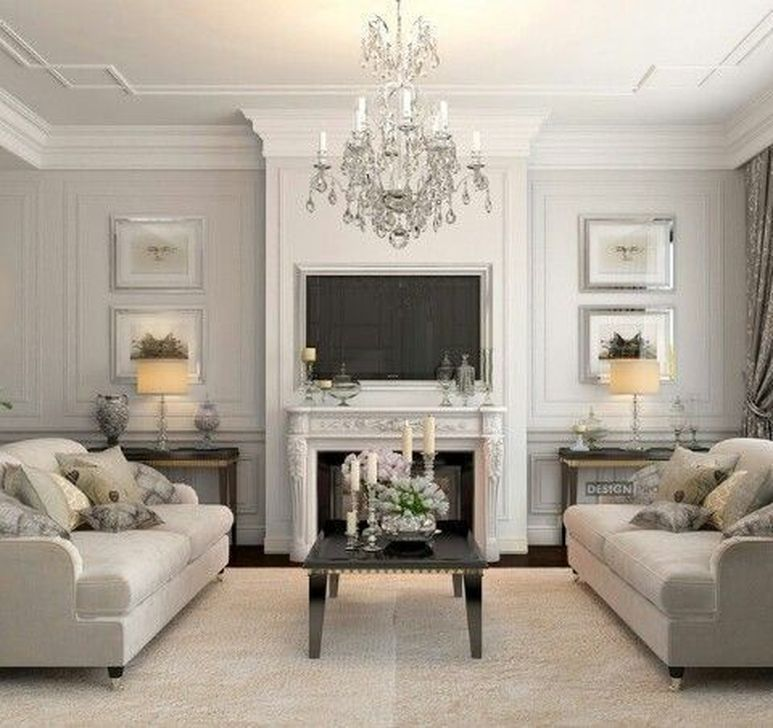 99 Comfy Living Room Decoration Ideas With Fireplace