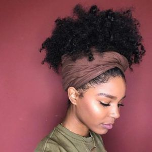 Natural Hairstyles For Medium Length Hair Adorable Natural Hairstyles For Medium Length Hair #natural #hairstyles