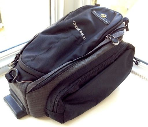 Trek Interchange Bike Bag Rack Trunk £25
