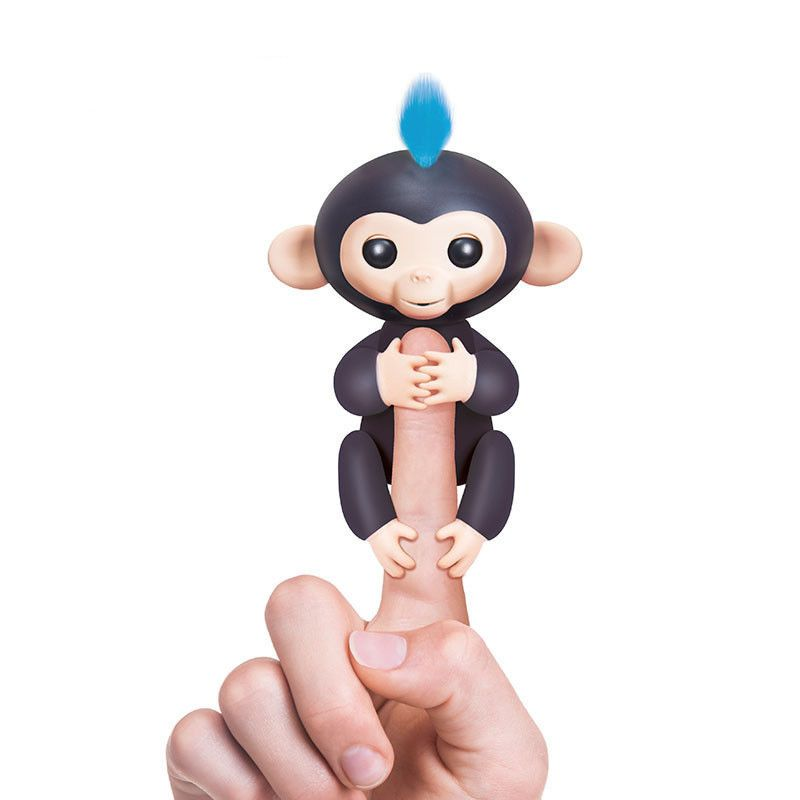 Fingerlings Interactive Finger Baby Monkey Toy Wowwee Gift