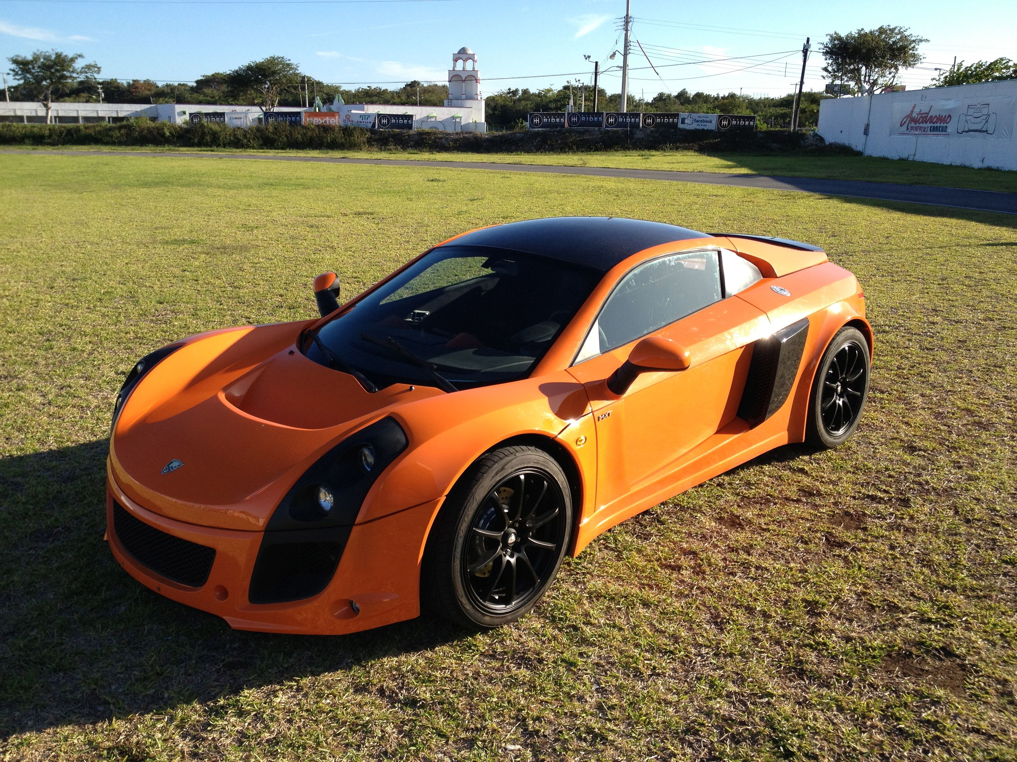The New Mastretta MXT At Exotic Rides. The First 100
