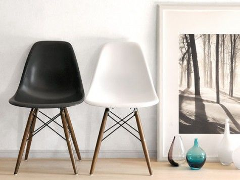 DINING AREA Eames Inspired Eiffel DSW Chair