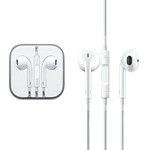 From 9 99 Earphone Earpod With Microphone And Remote For Iphone Ipod Ipad Non Retail Packaging Comes In Cryst Apple Earphones Iphone Headphones Apple Headphone