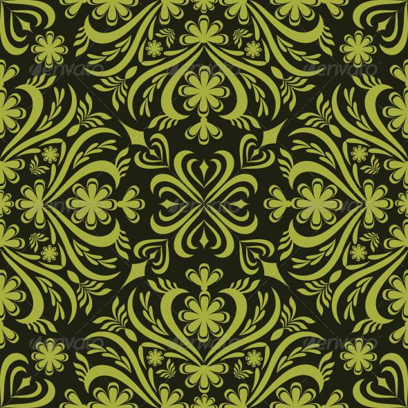 Seamless Classic Pattern 28 GraphicRiver Pattern classic