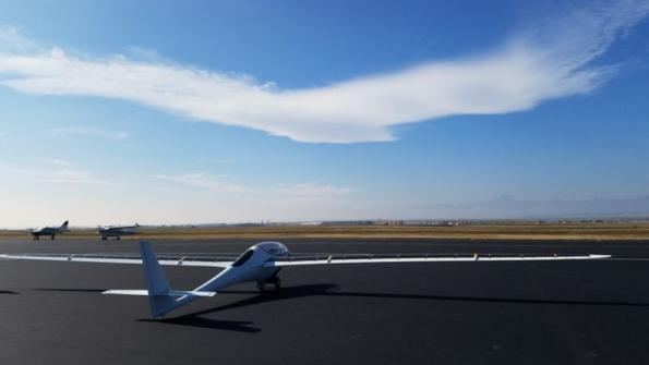 alquilaraviones Bye Flies SolarPowered Surveillance