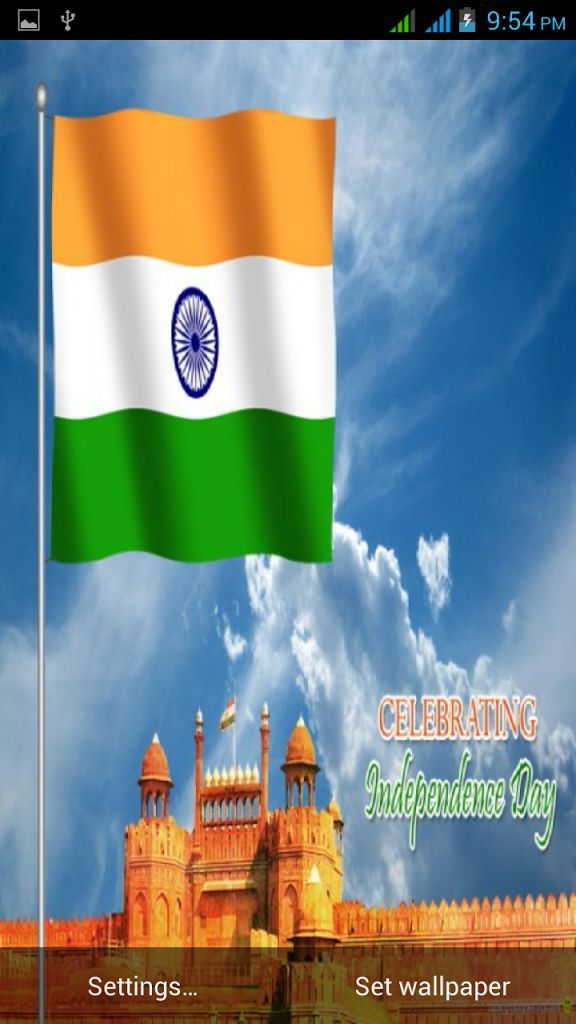 Flag Of India For Android Free Download