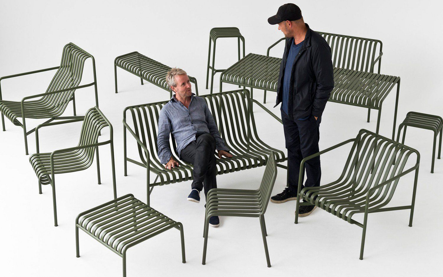 Palissade Collection HAY Ronan and Erwan Bouroullec