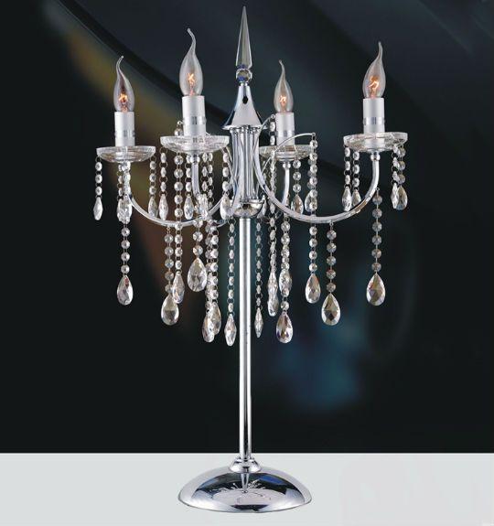 Grandview Gallery Crystal Table Lamp Lillian K9 Crystal
