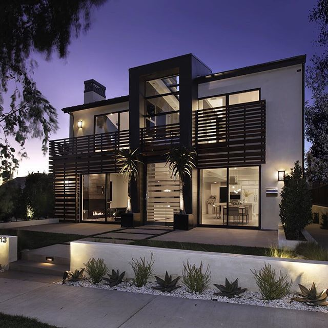 Ultra Green Modern House Design With Japanese Vibe In: Pattersoncustomhomes (Patterson Custom Homes) On Instagram