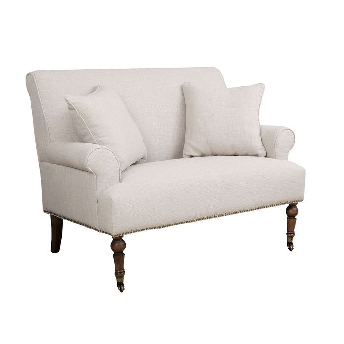 Abbyson Living Lucille Settee U0026 Reviews | Wayfair.ca