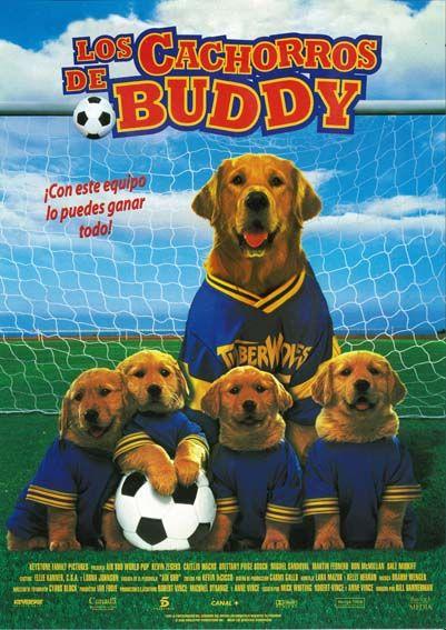 Los Cachorros De Buddy 2000 Tt0161220 Esp Peliculas Infantiles Cachorros Peliculas Clasicas