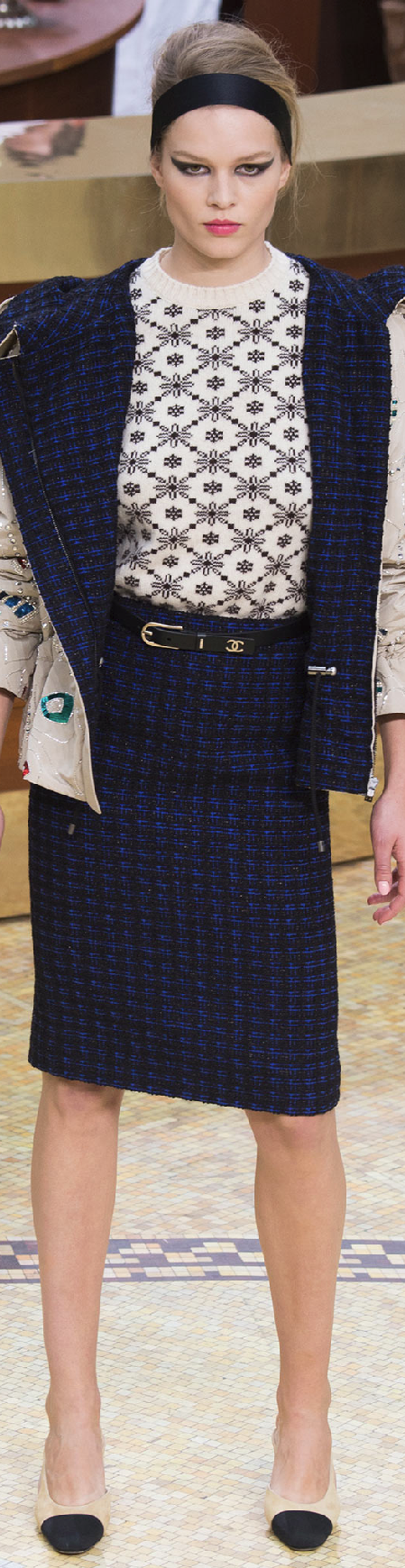 Fall 2015 Ready-to-Wear Chanel
