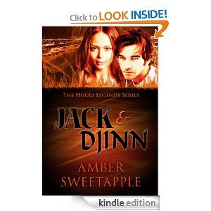 Jack & Djinn (The Houri Legends: Book 1)