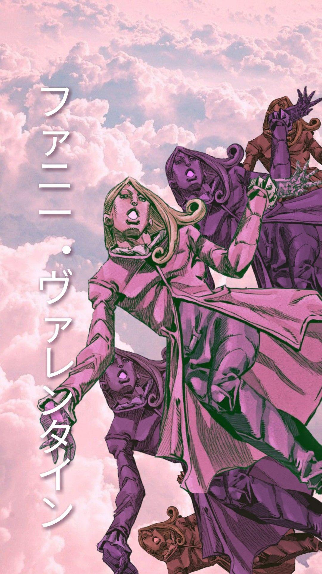 Funny Valentine wallpaper  Jojo anime, Valentines wallpaper