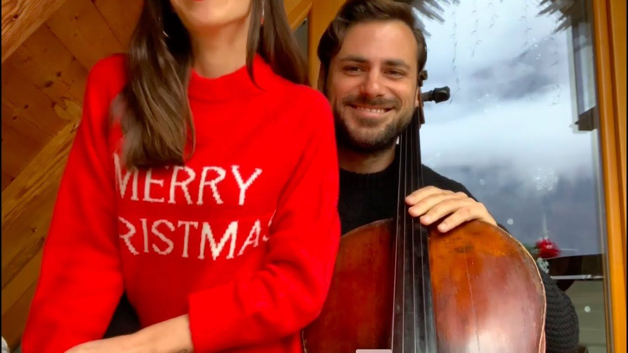 Hauser And Senorita All I Want For Christmas Is You Music Channel Mariah Carey Classical Music