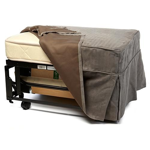 Castro Convertibles Castro Convertible Deluxe Ottoman Bed With