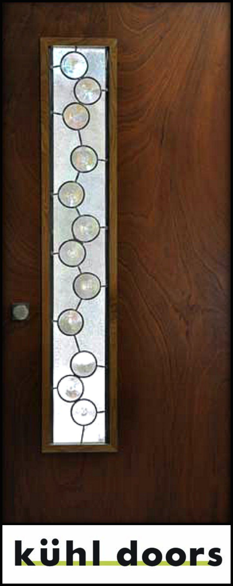 Front Entry Doors - Custom Glass Inserts - | Front entry, Glass ...