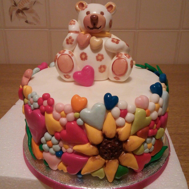 Cake topper orsetto thun