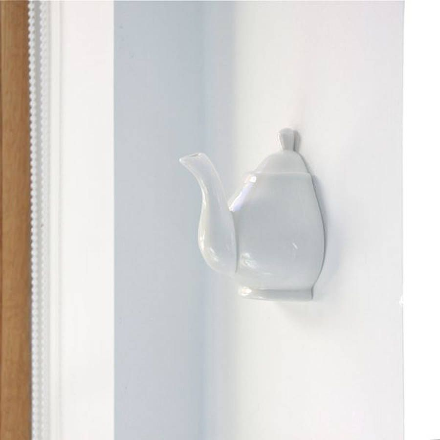 Wall Hook Teapot