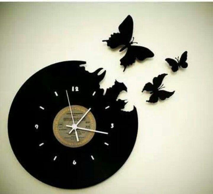 Vinile orologio
