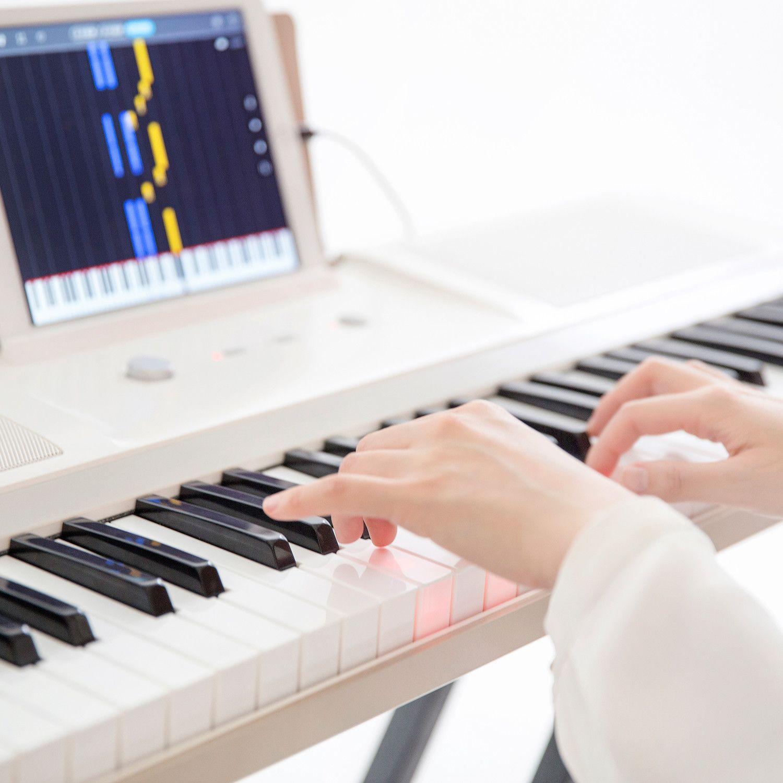 The ONE Light Keyboard // 61 Key One light, Free sheet