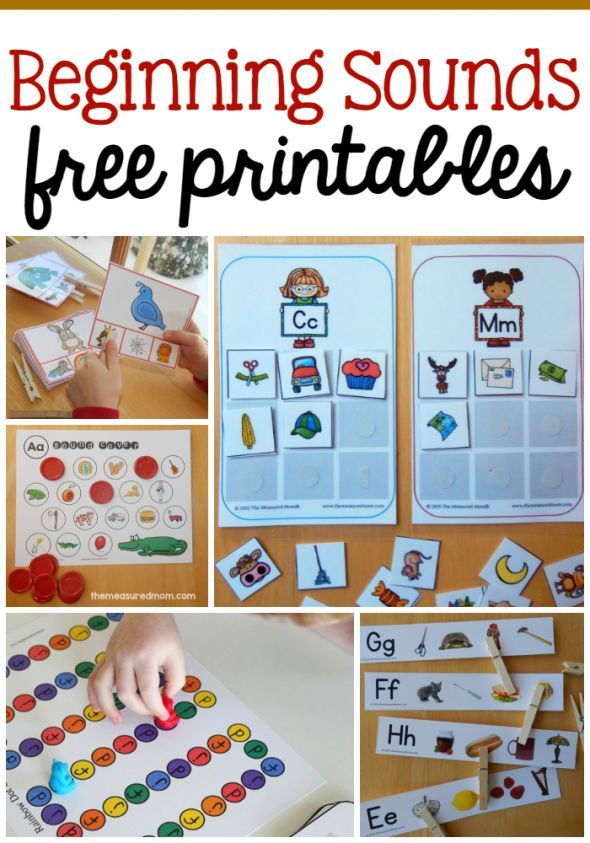 beginning sounds activities homeschool printables beginning sounds letter sound activities. Black Bedroom Furniture Sets. Home Design Ideas