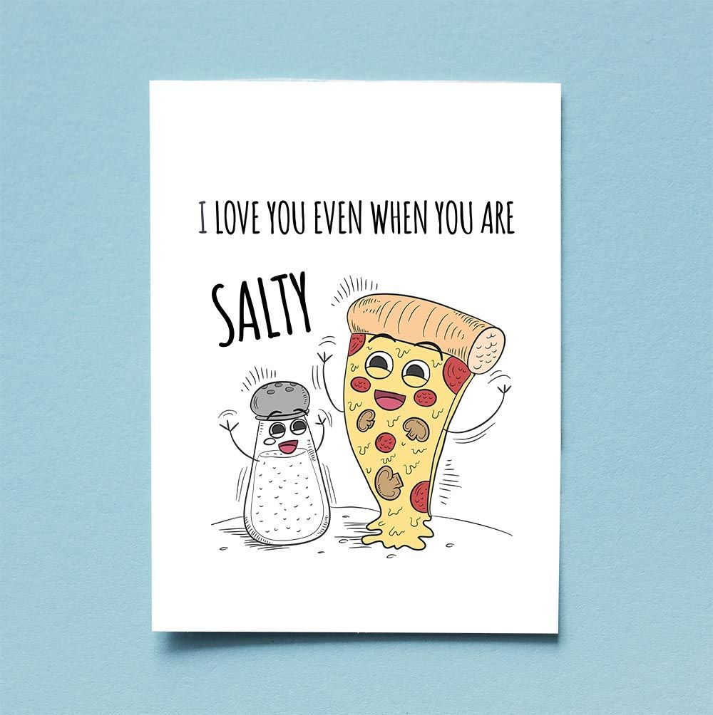 6 Hilarious Valentine's Day Free Printable Card If You