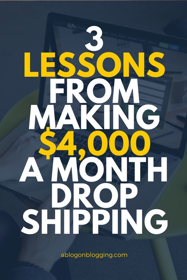 Dropshipping in 2019 Can You Still Make Money? Drop