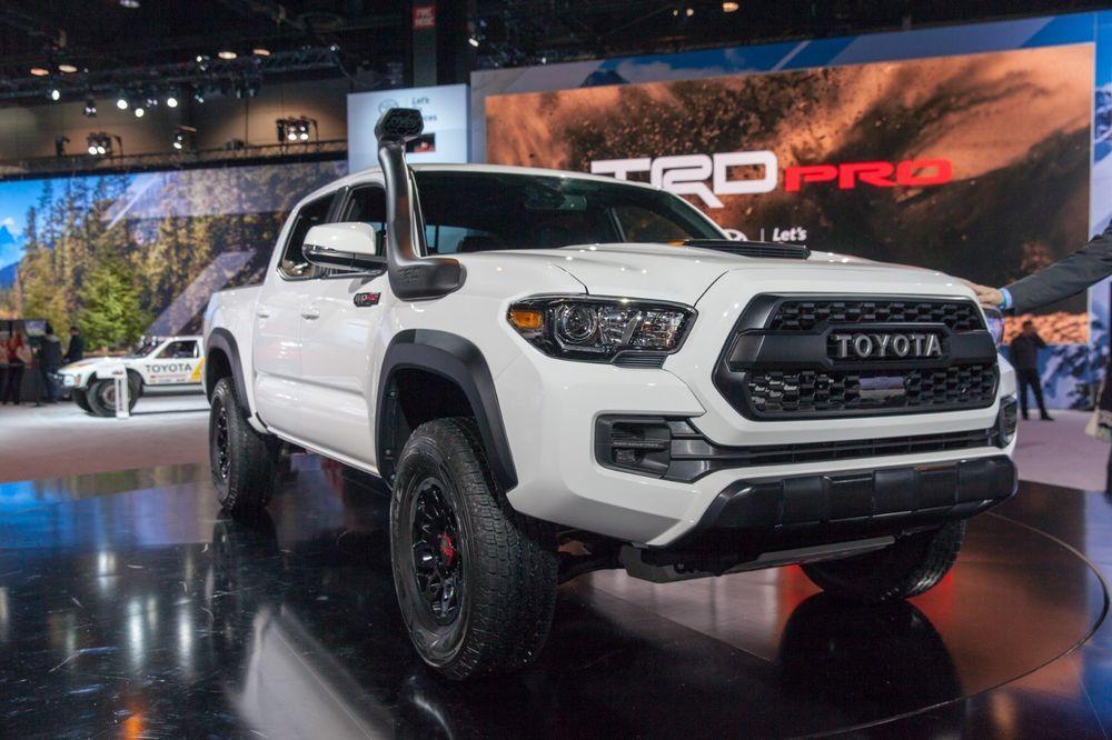 2019 Toyota 2019 TRD PRO Voo Doo