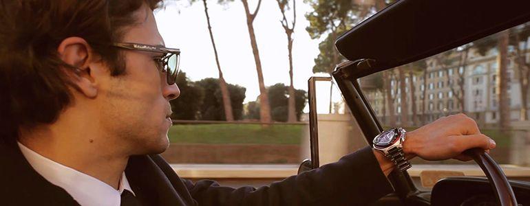 Capture the Italian style - Tonino Lamborghini