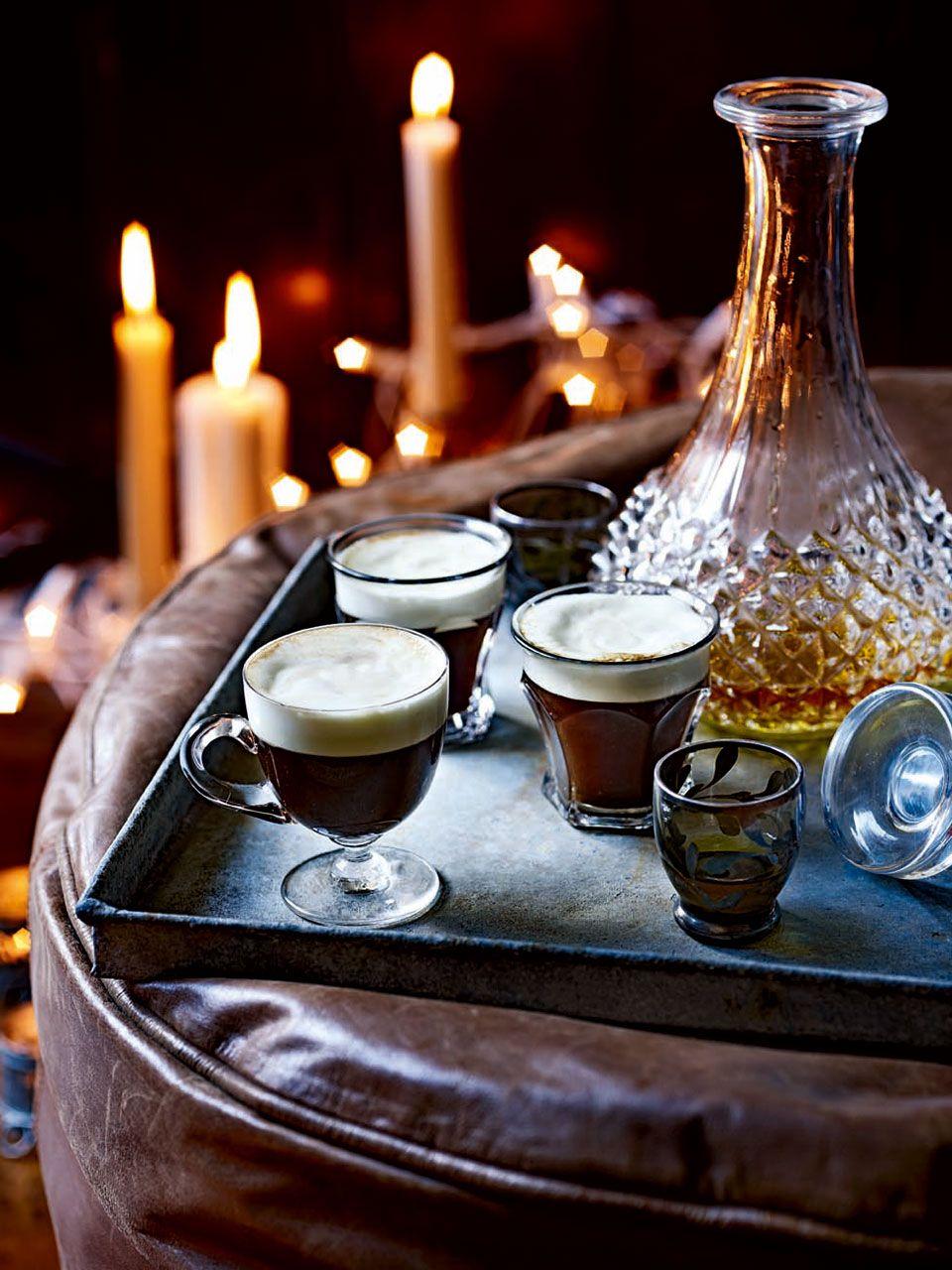 How to make liqueur coffees recipe delicious magazine
