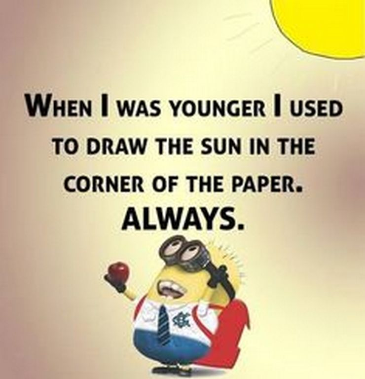 Funny December Quotes: Best Funny Minions Jokes (03:19:07 PM, Wednesday 23