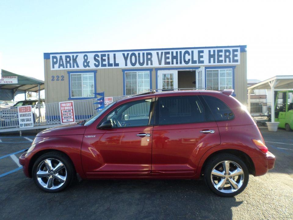 Car For Sale 2003 Chrysler Pt Cruiser Turbo Gt In Lodi Stockton Ca Chrysler Pt Cruiser Cruisers Chrysler