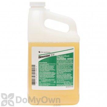 Dimension 2ew Herbicide Herbicide Diy Lawn Overseeding