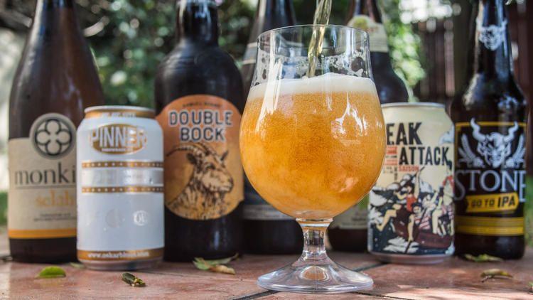 Three great spring beers