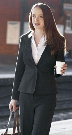 women in suits - Google Search | The Suit | Pinterest | Work ...