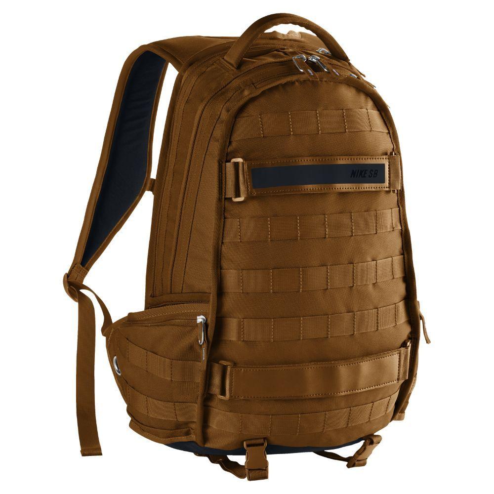 2286fcdaf456 Nike SB RPM Skateboarding Backpack (Brown) - Clearance Sale ...