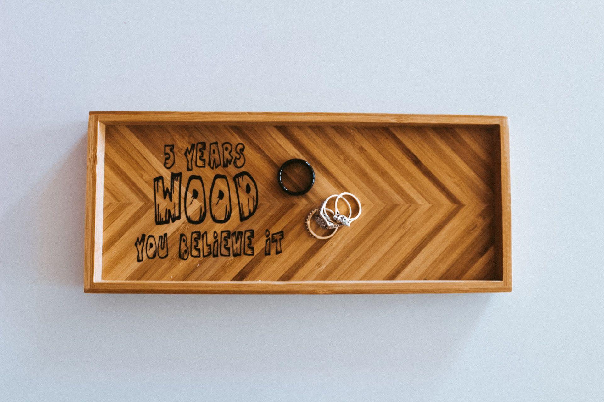 Diy Wood Anniversary Card 5th Wedding Anniversary Card Wood Stick Figure Puns D Anniversary Cards For Husband Wood Anniversary Wedding Anniversary Cards