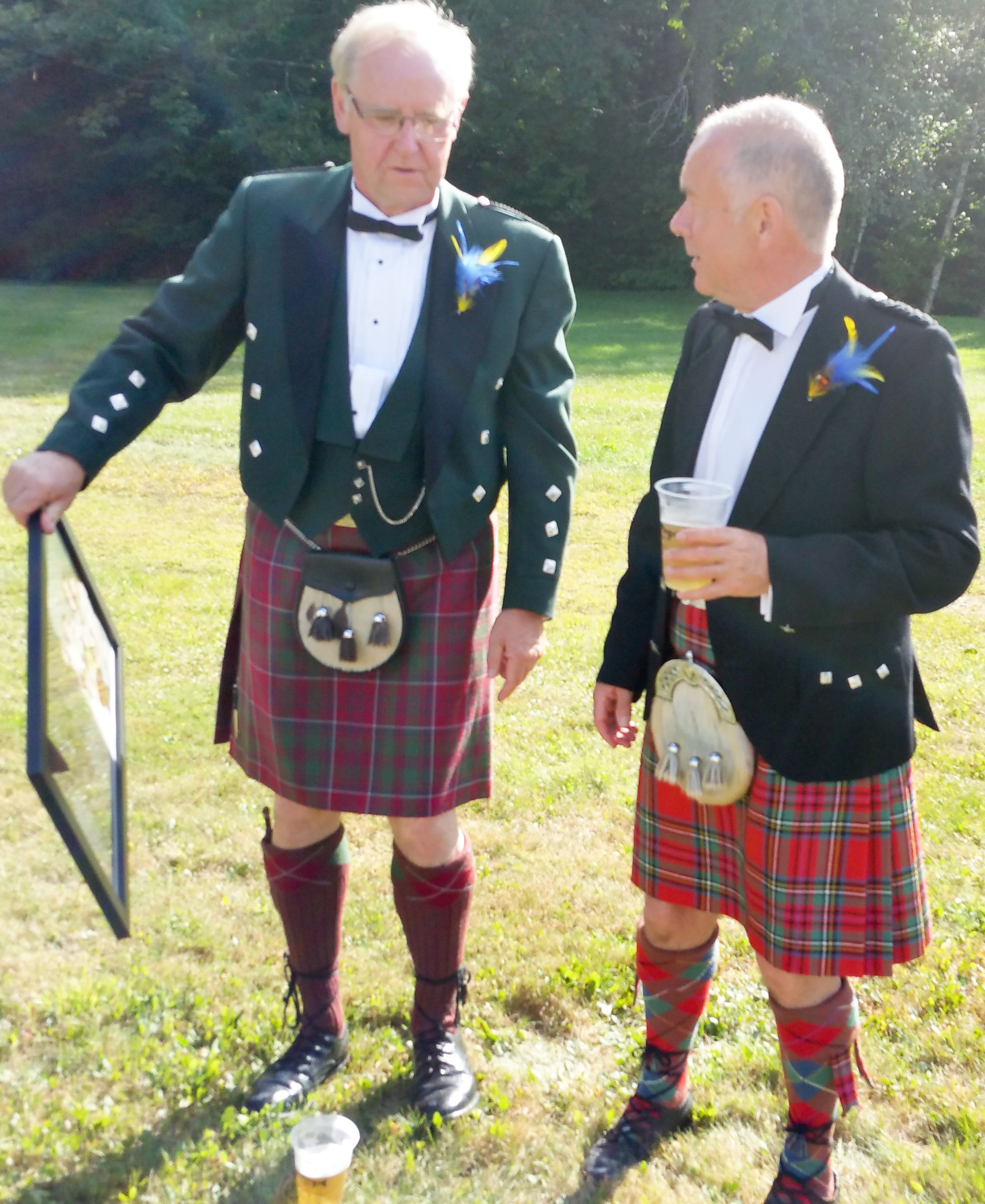 All you wanted to know about the kilt, but hesitate to ask