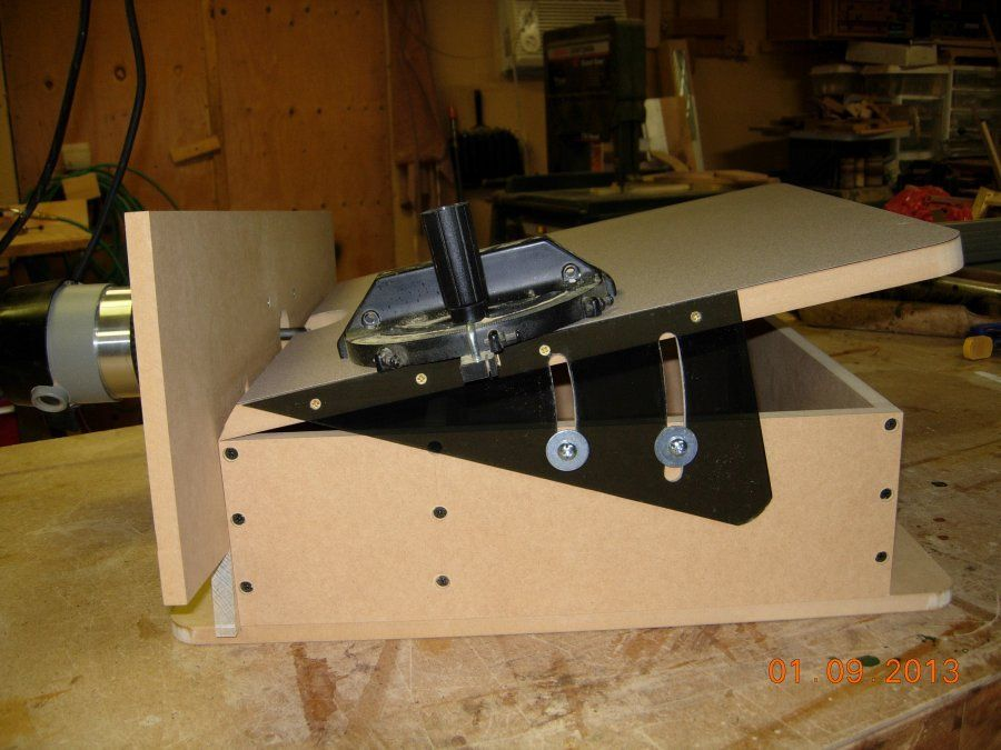 Horizontal Router Table Router Table Router Woodworking Projects